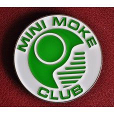 Club Grille Badge