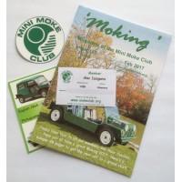 Moke Club Membership - New