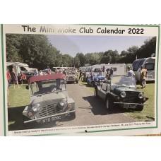 2022 Moke Club Calendar